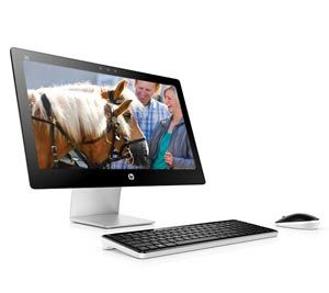 HP Pavilion All-in-One-23-q141in (Touch)