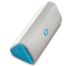 HP Roar Blue Bluetooth Speaker