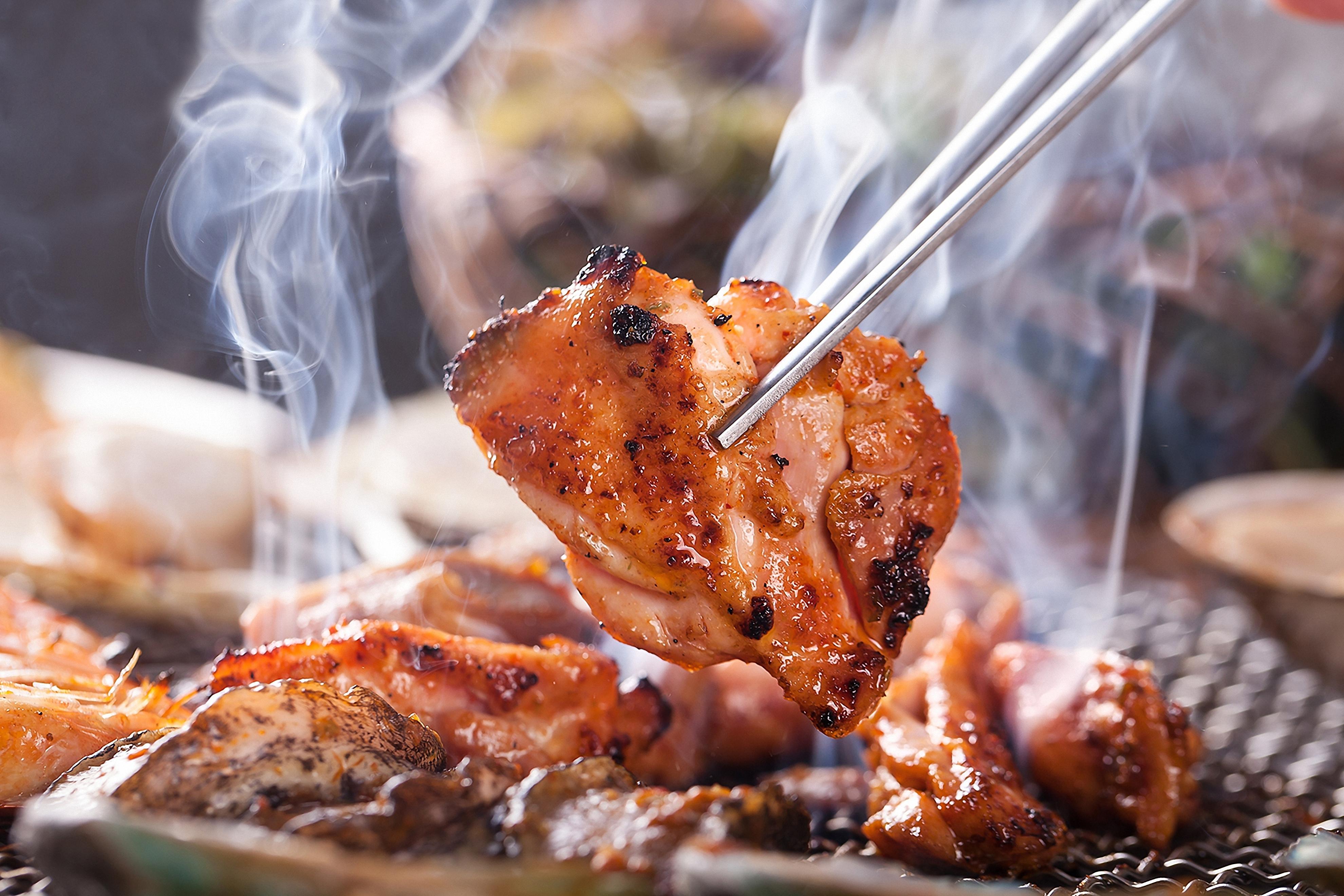 Chicken Galbi