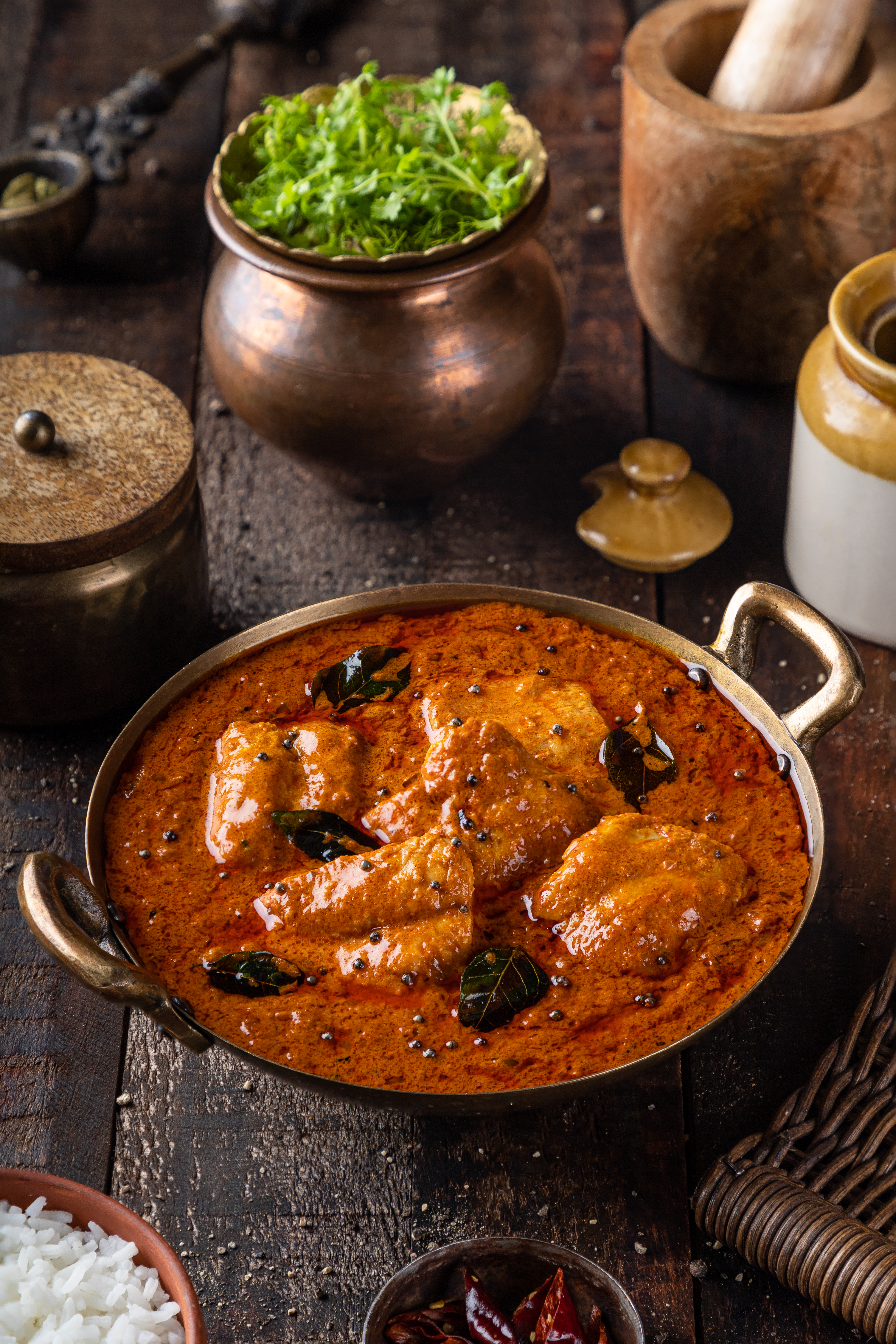 Alleppy Fish Curry