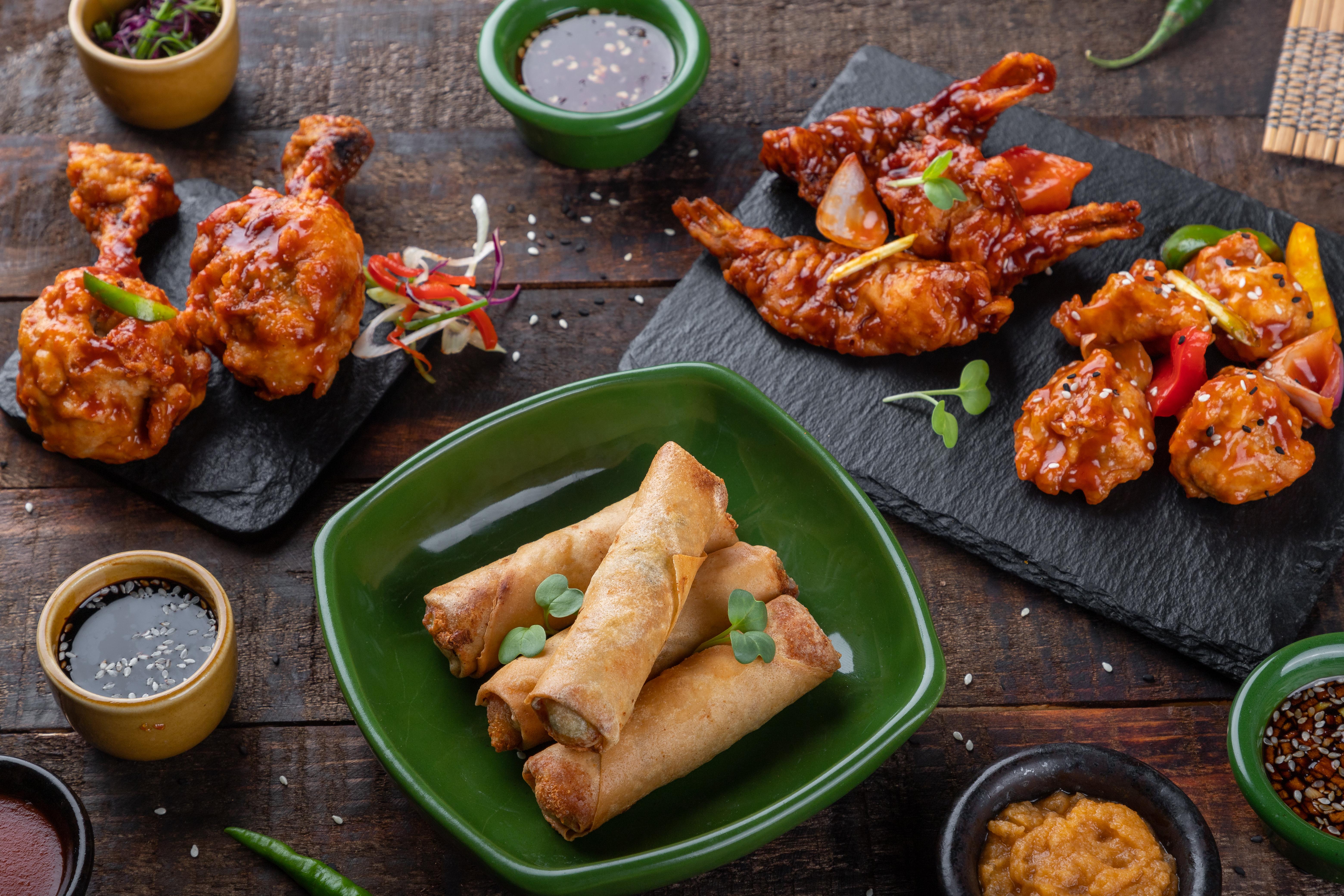 Chinese Platter Non-vegetarian