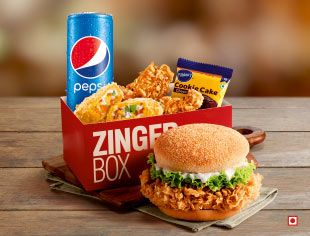 5 IN 1 ZINGER BOX