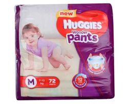 Huggies Wonder Pants M 72s