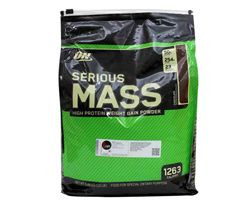 OPTIMUM NUTRITION SERIOUS MASS CHOCOLATE
