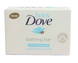 BABY DOVE RICH MOISTURE SOAP 75GM