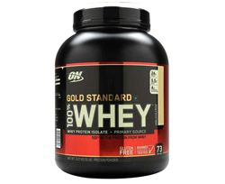 OPTIMUM NUTRITION 100% WHEY GOLD STD