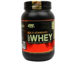 OPTIMUM NUTRITION 100% WHEY GOLD ROCKY