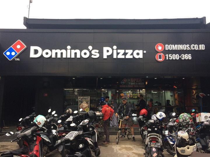 Domino's Pizza - Kec Pondok Gede, Bekasi