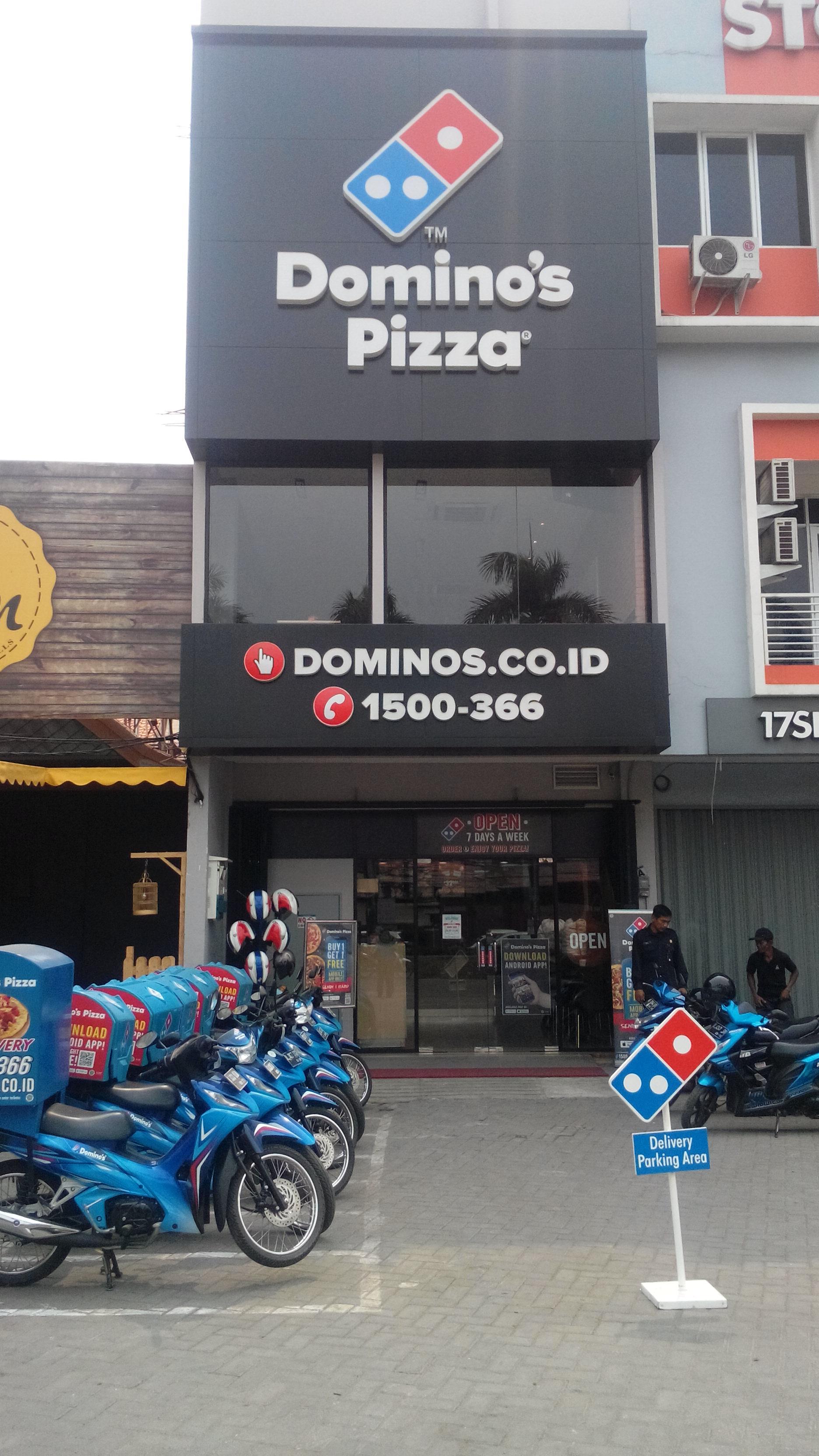 Domino's Pizza - Jakasetia, Bekasi