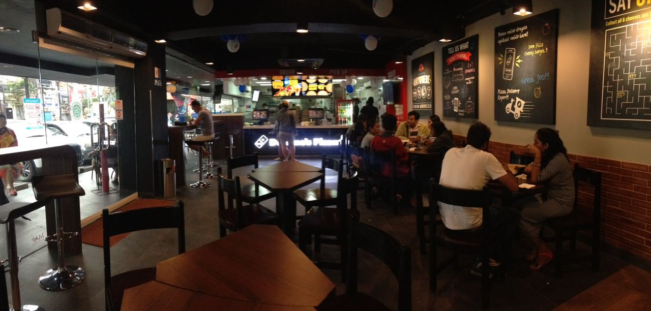 Domino's Pizza - Kec Badung, Bali