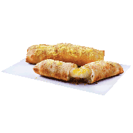 GARLIC CHEESY ROLLS (2 PCS)