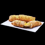 GARLIC CHEESY ROLLS (2 PCS)