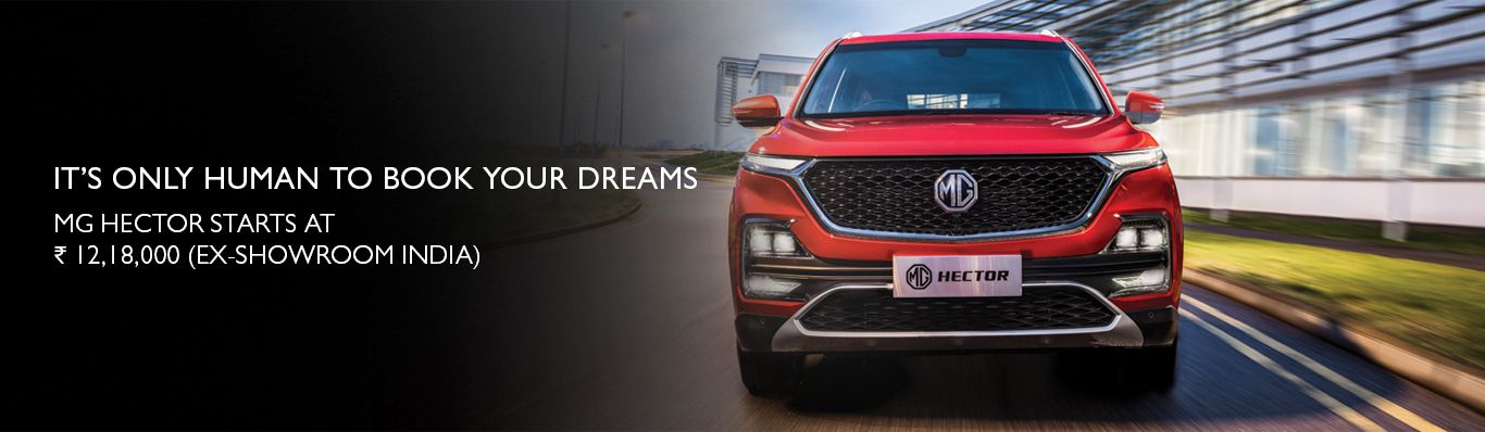 Visit our website: MG Motor India - Ella, North Goa