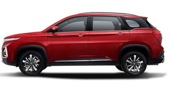 MG Hector Glaze Red